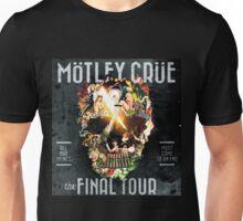 motley crue final tour Unisex T-Shirt