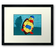 Will someone PLEASE get me a Cold Beer!!!! Framed Print