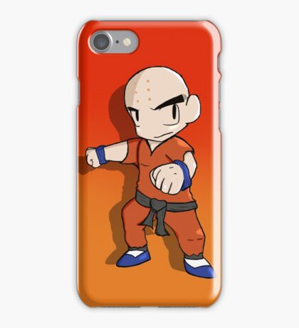 Krillin - Wait For It iPhone Case/Skin