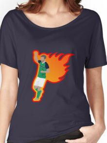 Will Grigg's on Fire Women's Relaxed Fit T-Shirt