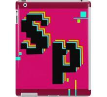 Soundproof Gaming Logo iPad Case/Skin