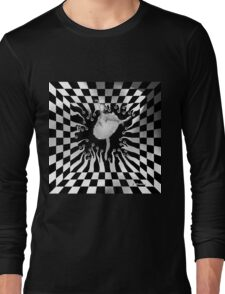 THE IDEAS' MUSE, by E. Giupponi Long Sleeve T-Shirt