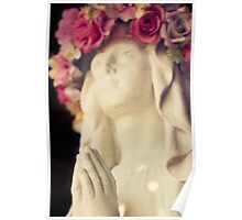 Our Lady of Springtime Poster