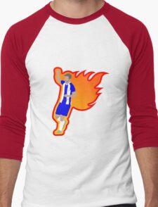 Will Grigg's on Fire Men's Baseball ¾ T-Shirt