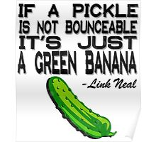 Rhett And Link Quote - Pickles (06jun2016) Poster