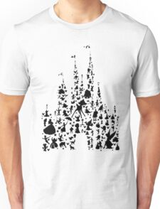 Happiest Castle On Earth Unisex T-Shirt