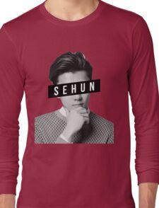 EXO - SEHUN Long Sleeve T-Shirt