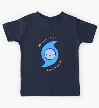 Hurricane   Kawaii Cuties Kids Tee