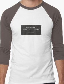 Really Great Shirt Men's Baseball ¾ T-Shirt