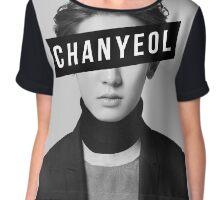 EXO CHANYEOL Chiffon Top