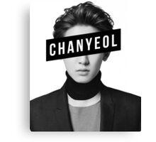 EXO CHANYEOL Canvas Print