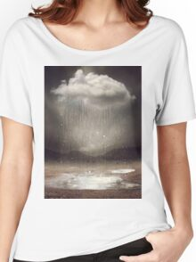 Even the Sky Cries Sometimes Women's Relaxed Fit T-Shirt