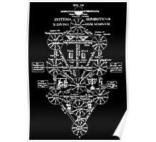 Tree of Sephiroth Poster