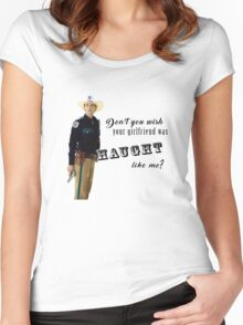 Haught Like Me Women's Fitted Scoop T-Shirt