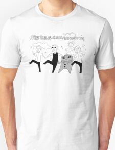 The Existential Kids' Corner Unisex T-Shirt