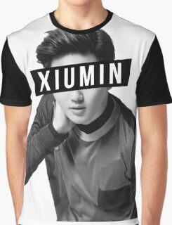 EXO XIUMIN Graphic T-Shirt