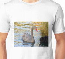 Swan Unisex T-Shirt