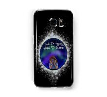 Insomnia Samsung Galaxy Case/Skin