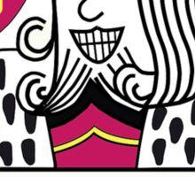 King Nine Sticker