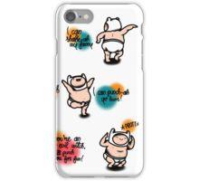 Baby Finn iPhone Case/Skin