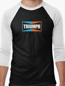 TRIUMPH (white) Men's Baseball ¾ T-Shirt