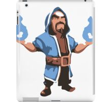 Mages like flying units iPad Case/Skin