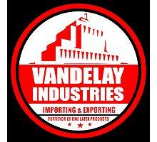 VANDELAY INDUSTRIES SEINFELD Photographic Print