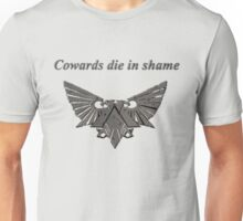 Wh40k Dark Grey Eagle Unisex T-Shirt
