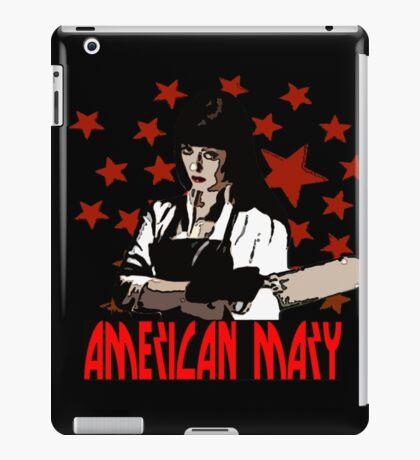 American Mary iPad Case/Skin