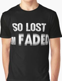 Faded Graphic T-Shirt