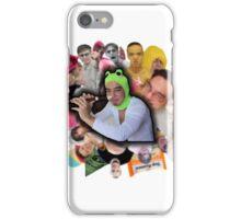 Papa Franku iPhone Case/Skin