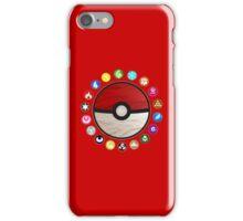 Pokemon - Pokeball iPhone Case/Skin