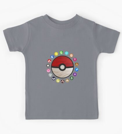 Pokemon - Pokeball Kids Tee