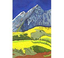 Mount Sneffels Photographic Print