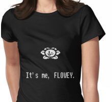 The lovely flowey Womens Fitted T-Shirt