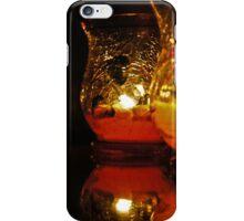 Autumn Candle Light iPhone Case/Skin
