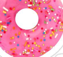 Donut come for me Sticker