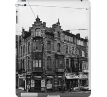 Buildings in Brussels iPad Case/Skin