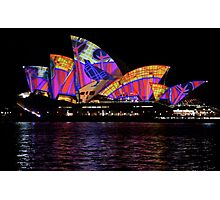 Vivid 2016 Opera House 29 Photographic Print