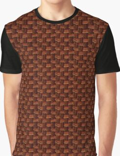 Knitted Bacon Graphic Design Graphic T-Shirt