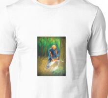 Arborist Tree Surgeon Lumberjack Logger Stihl Unisex T-Shirt