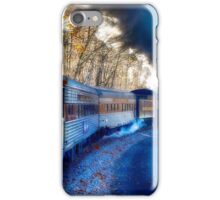 Yesterday by Train  iPhone Case/Skin