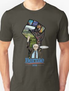 Bernie Sanders Saves the Day T-Shirt