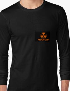 Nuketown Logo Long Sleeve T-Shirt