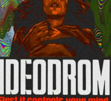 Videodrome Sticker
