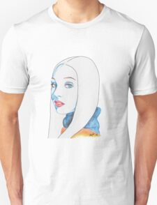 Maddie Ziegler Pencil Portrait Unisex T-Shirt
