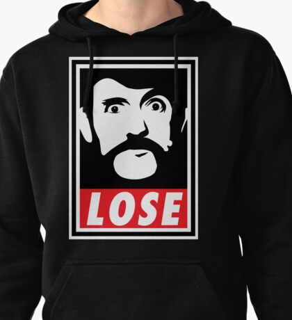 LOSE Lemmy Pullover Hoodie