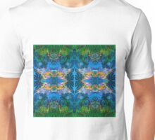 Faces in the Forest Unisex T-Shirt