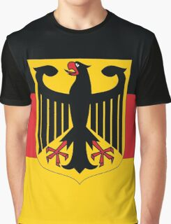 Germany Coat of Arms Graphic T-Shirt