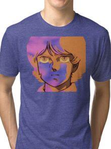Kamille - New Type Senses Are Tingling Tri-blend T-Shirt